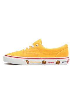Vans - UA ERA - Matalavartiset tennarit - yellow