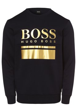 BOSS - Sweatshirt - marine gold