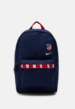 Nike Performance - ATLETICO MADRID STADIUM - Reppu - midnight navy/sport red/white