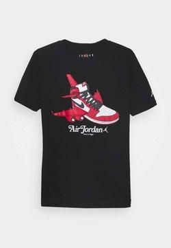 Jordan - TAKEOFF - T-shirt print - black