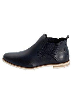 Lloyd - MIT LOCHPRÄGUNG - Ankle Boot - blue