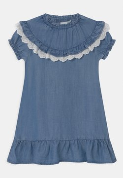 Name it - NMFATHIT - Jeanskleid - medium blue denim