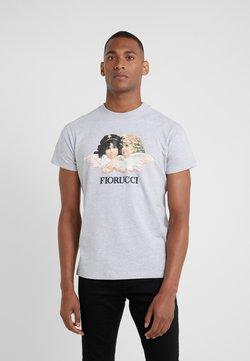 Fiorucci - VINTAGE ANGELS - T-shirt imprimé - grey