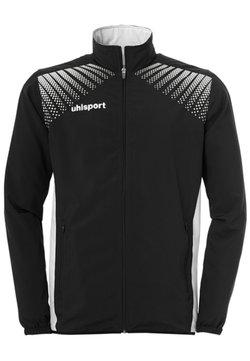 Uhlsport - Laufjacke - schwarz / weiß
