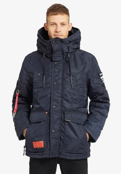 khujo - DRAGO - Winterjacke - dark blue