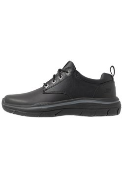 Skechers - EXPECTED - Sportlicher Schnürer - black