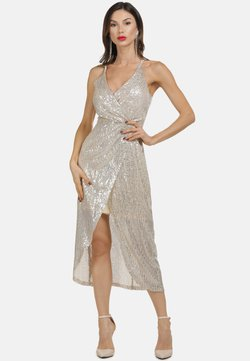 faina - Cocktailkleid/festliches Kleid - champagner