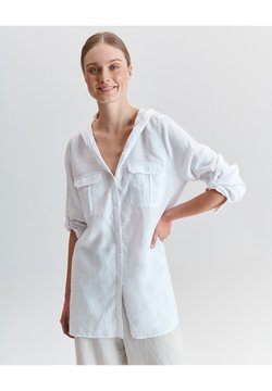TATUUM - Koszula - white