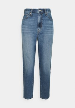 Levi's® - HIGH WAISTED TAPER - Jeans a sigaretta - eco blue