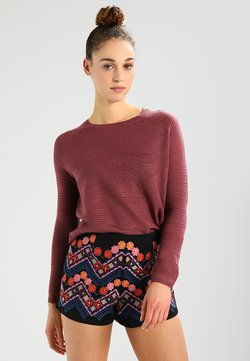 ONLY - ONLCAVIAR   - Strickpullover - wild ginger
