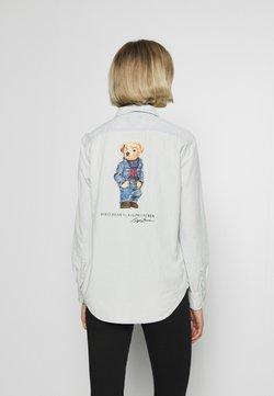Polo Ralph Lauren - RELAXED LONG SLEEVE SHIRT - Skjorte - chambray