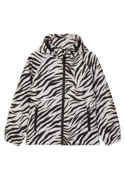 Name it - ALFA ZEBRAPRINT - Softshelljacke - peyote