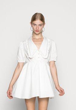 Sister Jane - OF THE VALLEY MINI DRESS - Sukienka letnia - ivory