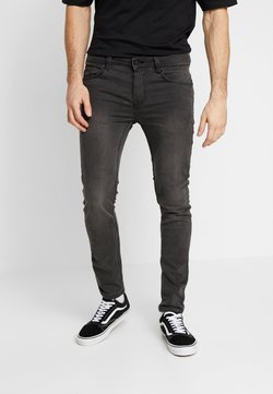 Only & Sons - Slim fit jeans - black denim