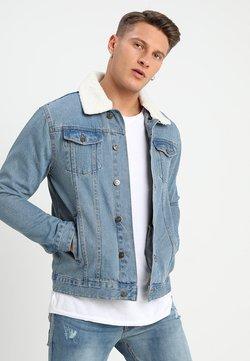 Brave Soul - MJK-LARSON  - Veste en jean - blue denim