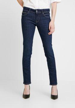 Pepe Jeans - NEW BROOKE - Jean slim - dark-blue denim