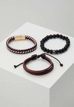 ALDO - PAUWSTRAAT 3 PACK  - Bracelet - red