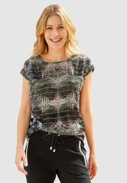 Laura Kent - T-Shirt print - oliv