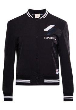 Superdry - Blouson Bomber - black