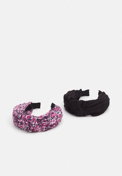 Even&Odd - 2 PACK - Hair Styling Accessory - multi-coloured/pink