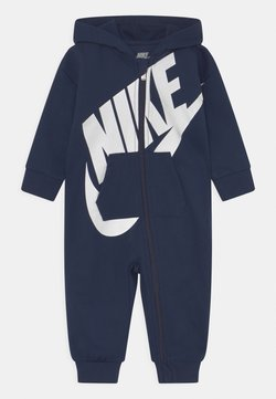 Nike Sportswear - ALL DAY PLAY COVERALL UNISEX - Combinaison - obsidian