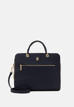 Tommy Hilfiger - ESSENCE COMPUTER BAG CORP - Notebooktasche - blue