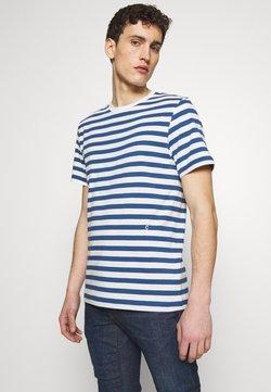 CLOSED - MEN´S - T-Shirt print - fading indigo
