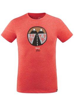 Millet - T-shirt imprimé - rouge
