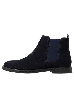 Zign - Støvletter - dark blue