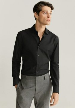Mango - EMERITOL - Camicia elegante - black