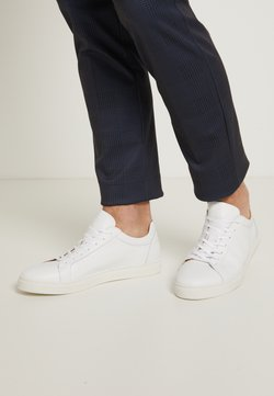 Selected Homme - Baskets basses - white