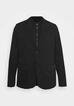 Emporio Armani - Blazer jacket - black