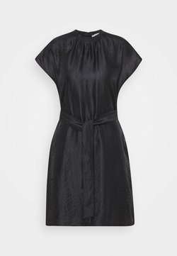 Samsøe Samsøe - TILLY SHORT DRESS - Sukienka koktajlowa - black