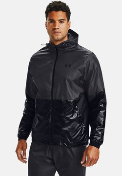 Under Armour - LEGACY - Windbreaker - blackout purple