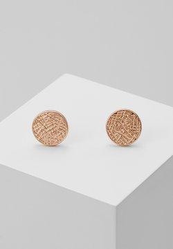 Pilgrim - EARRINGS WYNONNA - Boucles d'oreilles - rose-gold-coloured