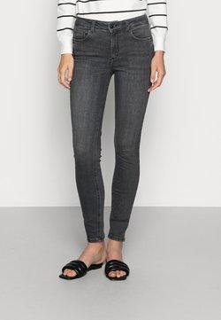 Liu Jo Jeans - DIVINE  - Jeans Skinny - denim dark grey wash