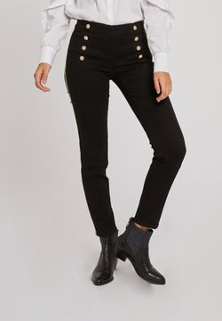 Morgan - Jeans Slim Fit - black