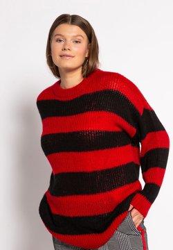 Studio Untold - Sweater - rot