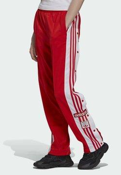 adidas Originals - ADIBREAK - Jogginghose - red