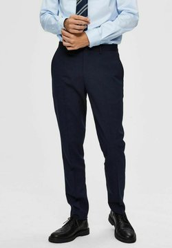 Selected Homme - Anzughose - navy blazer