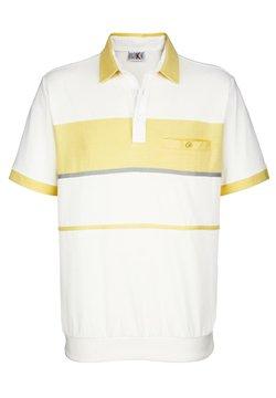 Roger Kent - Poloshirt - ecru,gelb