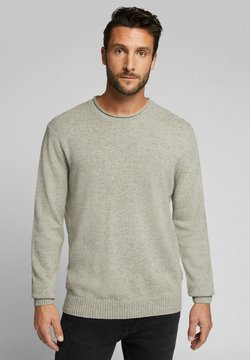 Esprit - Strickpullover - light beige