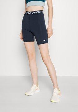 Nike Performance - 365 SHORT HI RISE - Tights - obsidian/white