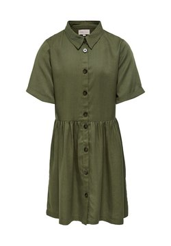 Kids ONLY - Blusenkleid - martini olive