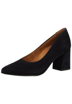 Paul Green - Pumps - blau 017