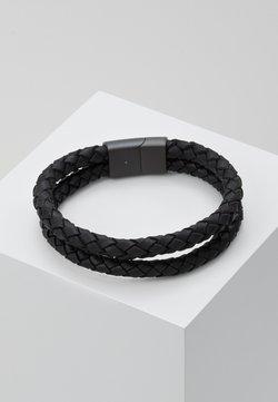 Vitaly - DUBBEL - Bracelet - matte black