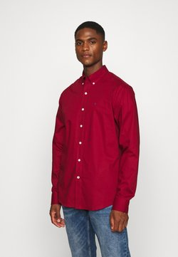 IZOD - POPLIN SOLID - Businesshemd - merlot