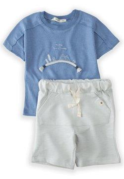 Cigit - SET - Shorts - blue