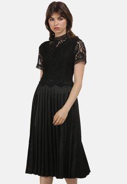 myMo ROCKS - KLEID - Cocktailkleid/festliches Kleid - black