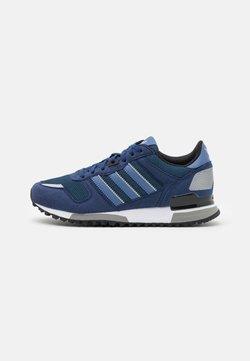 adidas Originals - ZX 700 UNISEX - Sneaker low - crew navy/crew blue/dark blue